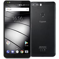 Gigaset GS370+ Jet Black - Mobile Phone