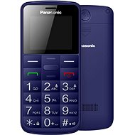 Panasonic KX-TU110EXC, Blue - Mobile Phone