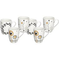 Tognana IRIS GOLDY Set of Mugs, 330ml - Mug