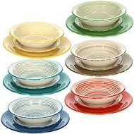 Tognana LOUISE FANTASIA Dining Set of 18pcs - Set of plates