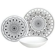 Tognana METROPOLIS TRIBAL CHIC Dining set 18pcs - Set of plates