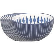 Tognana ALGARVE Set of Bowls 14cm Blue 6pcs - Bowl Set