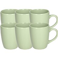Tognana FABRIC SALVIA Set of Mugs 400ml 6pcs - Set