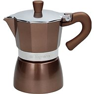 Tognana Coffee Maker 3 cup GRANCUCI GLOSS E - Moka Pot