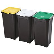 Tontarelli 3x44L, for Sorting Waste - Waste Bin