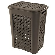 Tontarelli Arianna 30l, Brown - Laundry Basket