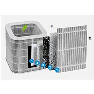 TOSHIBA Filter 5-in-1 CAFX83XPL, 1 pcs - Air Purifier Filter