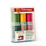 Toyota Sewing Threads for OEKAKI Series Machines - Sewing Thread