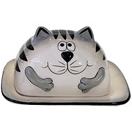 HOME ELEMENTS Butter Dish, CAT - Container
