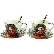HOME ELEMENTS Shapo Set with Spoons -Mucha