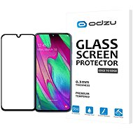 Odzu Glass Screen Protector E2E Samsung Galaxy A40 - Glass protector