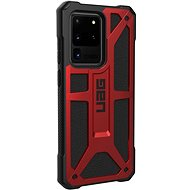 UAG Monarch Red Samsung Galaxy S20 Ultra - Mobile Case