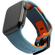 UAG Civilian Strap, slate/orange -A.Watch 44/42 mm - Watch band