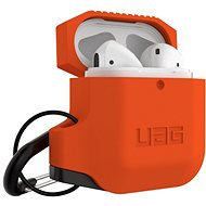 UAG Silicone Case Orange/Grey for AirPods - Case