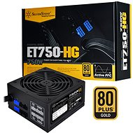 SilverStone Essential Gold ET750-HG 750W - PC Power Supply