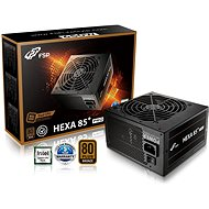 FSP Fortron HEXA 85+ PRO 650 - PC Power Supply