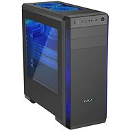 EVOLVEO T3 Black - PC Case