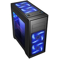 EVOLVEO T4 black - PC Case