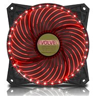 EVOLVEO 12L2RD LED 120mm Red