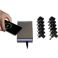 EVOLVEO Chargee C90 Power Source for Laptops with wireless charging 90W - Power Adapter