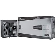 Seasonic Prime Ultra 650W Titanium - PC Power Supply