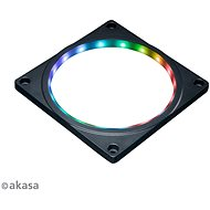 AKASA ARGB LED additional frame for 12cm fan / AK-LD08-RB - LED Light Strip