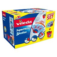 VILEDA SuperMocio Complete 3 Action Box - Mop