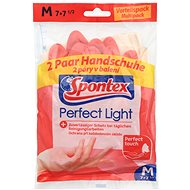 SPONTEX Perfect Light M - Rubber Gloves