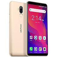 UleFone Power 3L Gold - Mobile Phone
