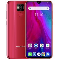 UleFone Power 6 DS 4+64GB red - Mobile Phone