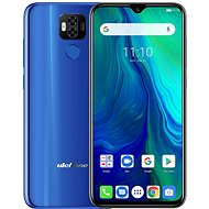 UleFone Power 6 DS 4+64GB blue - Mobile Phone