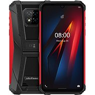 UleFone Armor 8 Red - Mobile Phone