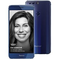 Honor 8 Blue - Mobile Phone