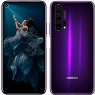 Honor 20 Pro gradient black