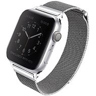 Uniq Dante for Apple Watch 44mm Sterling Silver - Watch band