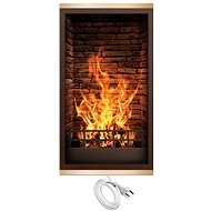 UNITY energy-saving infrared heating panel - Fireplace - Electric Heater