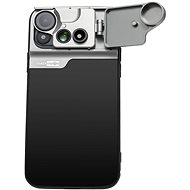 USKEYVISION iPhone 12 Mini with CPL, Macro and Fishey Lenses - Mobile Case