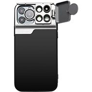 USKEYVISION iPhone 12 Pro with CPL, Macro, Fishey and Tele Lenses - Mobile Case