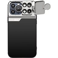 USKEYVISION iPhone 12 Pro Max with CPL, Macro, Fishey and Tele Lenses - Mobile Case