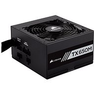 Corsair TX650M - PC Power Supply