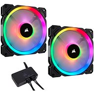 Corsair LL140 RGB LED 120mm Static Pressure PWM - PC Fan