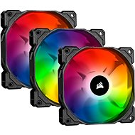 Corsair iCUE SP120 RGB PRO 120mm LED Fan, Triple Pack with Lighting Node Core