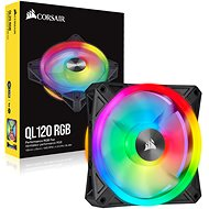 Corsair iCUE QL120 RGB 120mm PWM Single