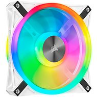Corsair iCUE QL140 RGB, 140mm, White - PC Fan