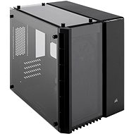 Corsair Crystal Series 280X Tempered Glass black - PC Case