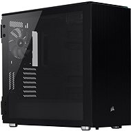 Corsair Carbide Series 678C Tempered Glass, Black