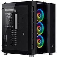 Corsair Crystal Series 680X Tempered Glass RGB Black - PC Case