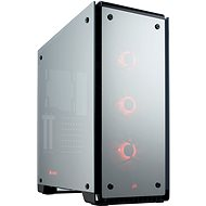 Corsair Crystal Series 570X RGB Mirror, Black - PC Case