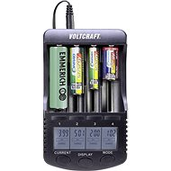 Voltcraft CC-2 for NiMH, NiCd, Li-Ion AA, AAA, Small Mono, Sub-C - Battery Charger