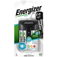 Energizer Pro Charger + 4AA Power Plus 2000mAh - Battery Charger